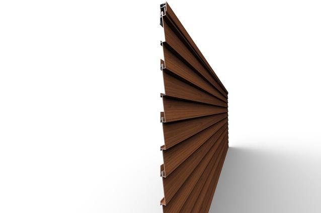 DecoClad's Croatia Board profile.