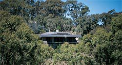 Kileen House, Mt Majura, ACT, 1971.