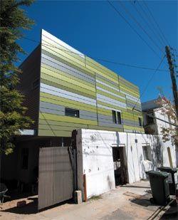 Williamson Wong House by CODA Studio.