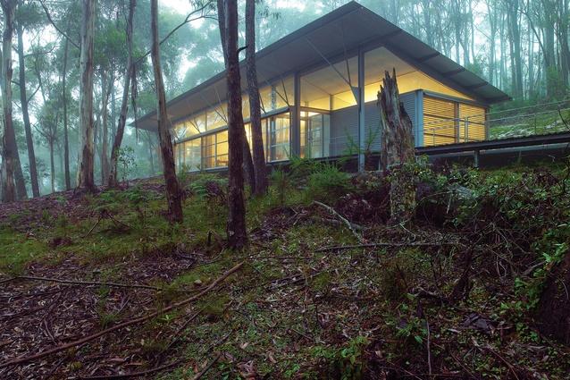 Simpson-Lee House | ArchitectureAU