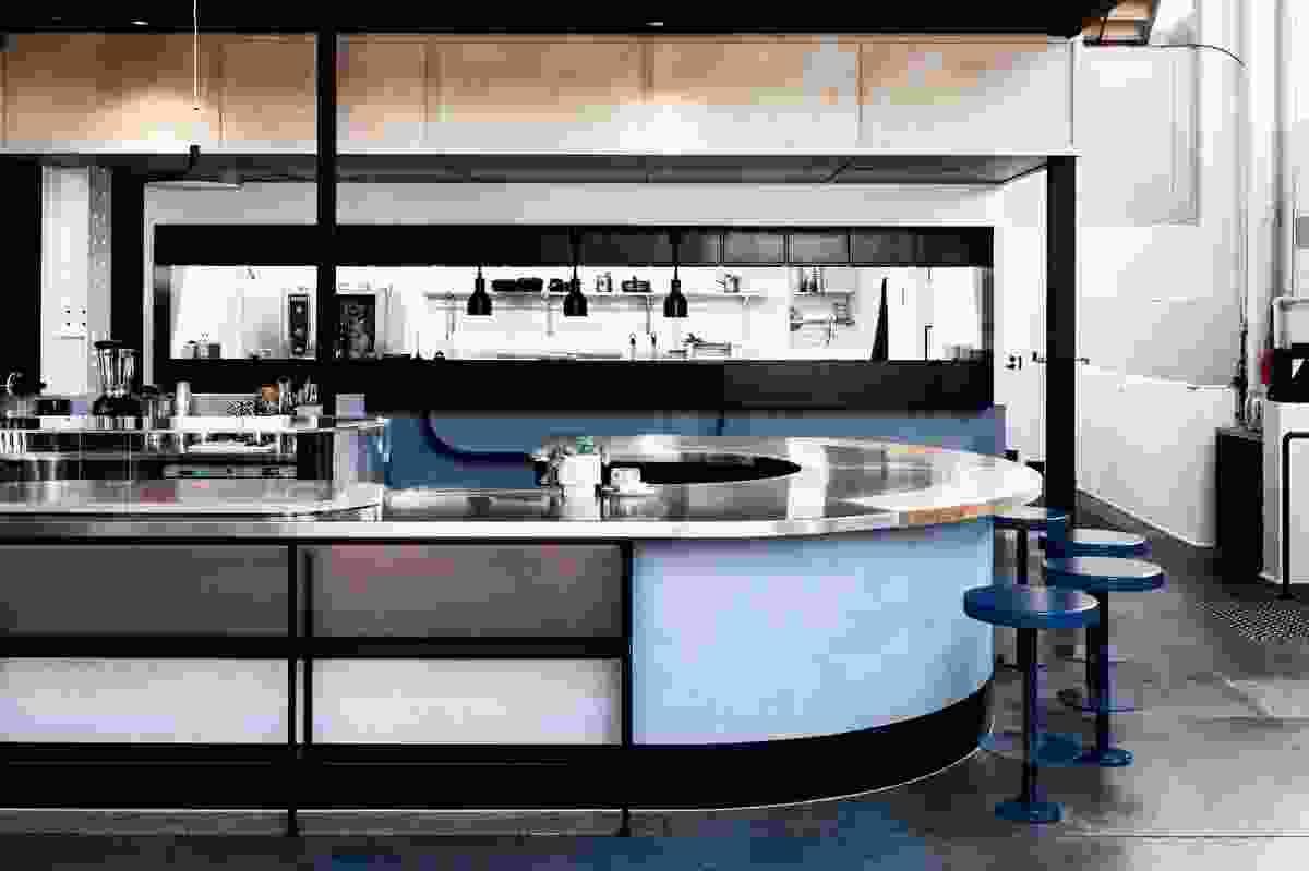 Veneziano Cafe by Techne Architecture and Interior Design.