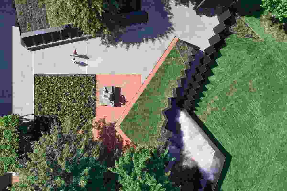 Doubleground by Muir Architecture and Openwork.