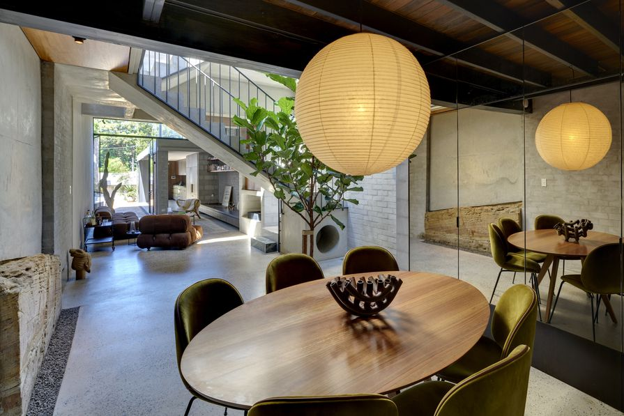 Annandale House by Welsh and Major Architects.