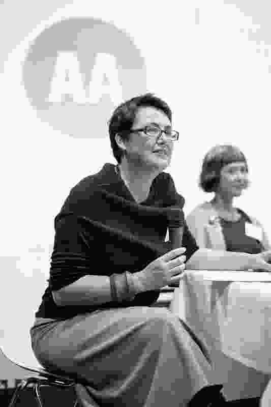 AA Roundtable panellist Justine Clark.