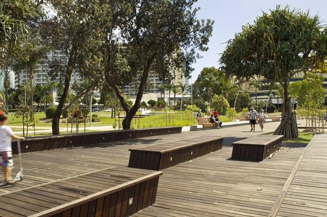 2012 Aila National Landscape Architecture Award Design