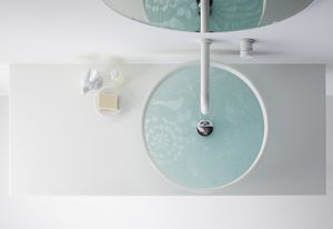 The Motif basin from Omvivo – Forest pattern.