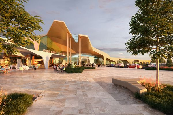 Gold Coast Airport redevelopment, Project LIFT, by Cox Architecture.