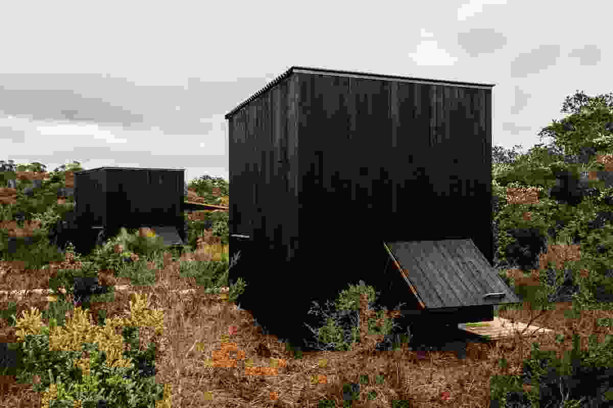 krakani lumi by Taylor and Hinds Architects with the Aboriginal Land Council of Tasmania.