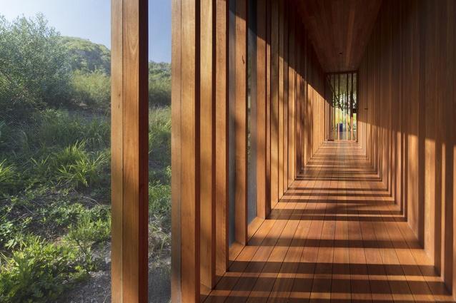 Ohana House by Virginia Kerridge Architect.