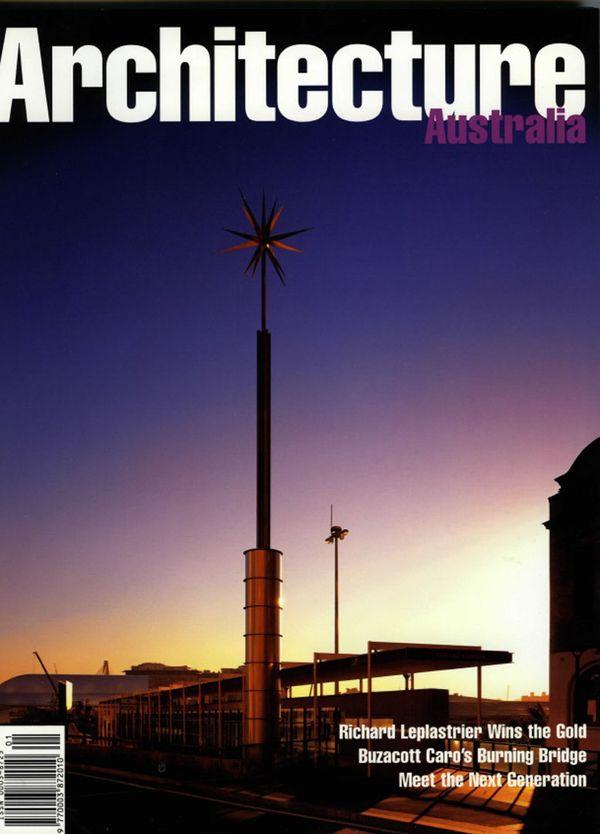 Architecture Australia, January 1999