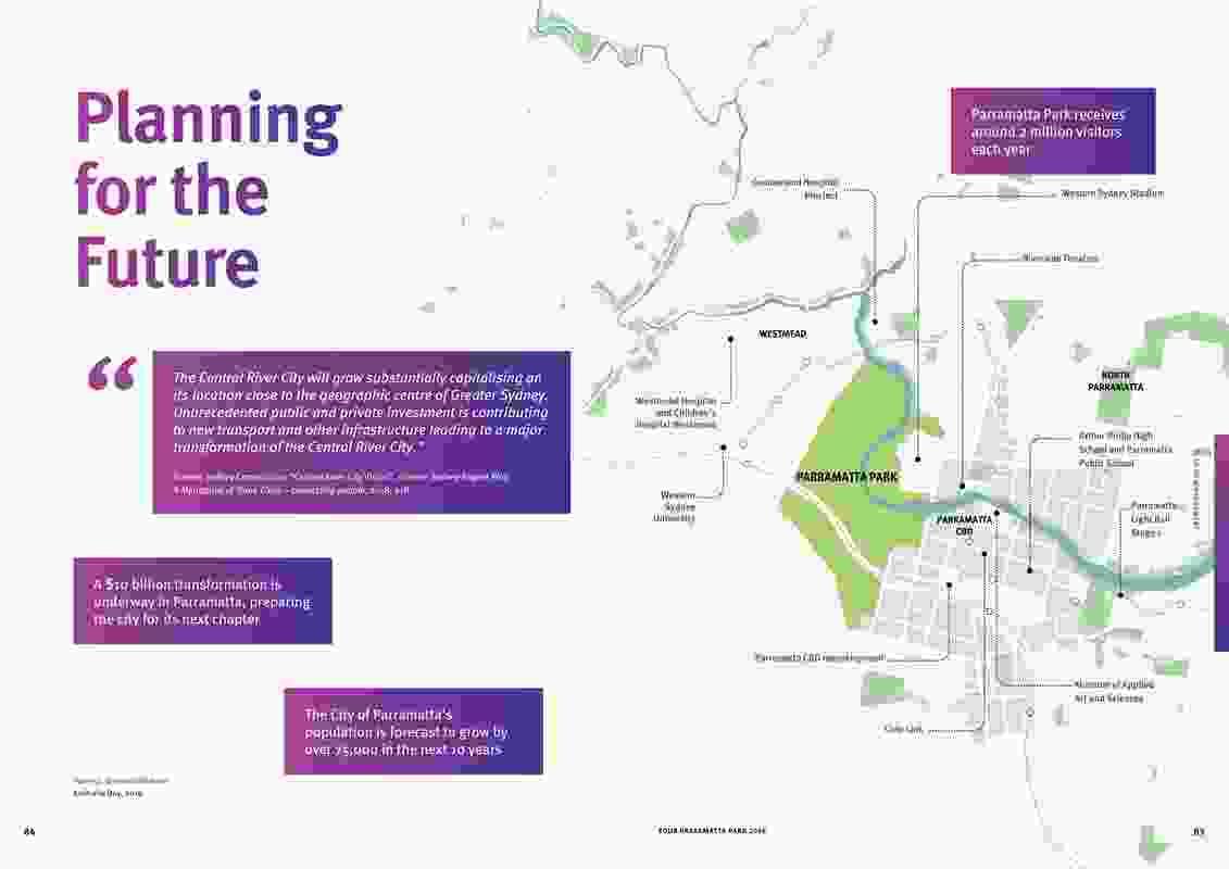 Your Parramatta Park 2030 by Conservation Management Plan and Plan of Management by Parramatta Park Trust