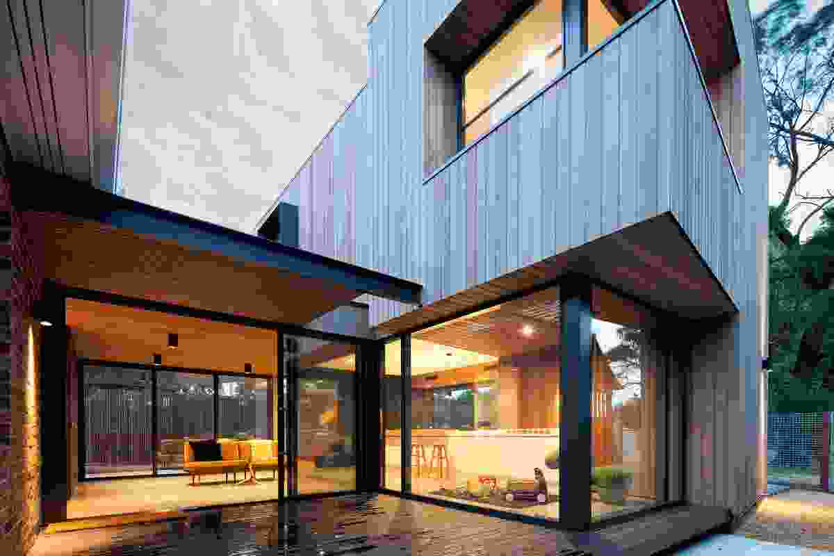 Myrtle Street Residence by Bree Architects.