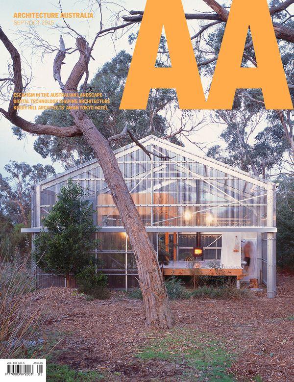 Architecture Australia, September 2015