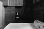 On guard: ROOM by Antony Gormley