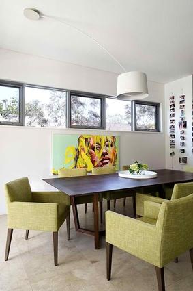 Sunnyside Street – Designed by Karen Akers.