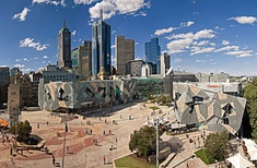 Federation Square nominated for state heritage listing