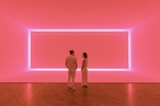 Experiments with light: James Turrell dazzles at the NGA