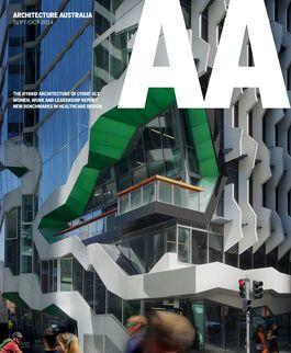 Architecture Australia, September 2014