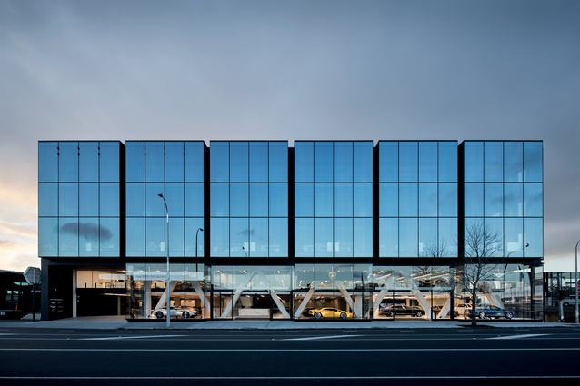 Winner: Commercial Architecture category – 119 Great North Road by Warren and Mahoney.