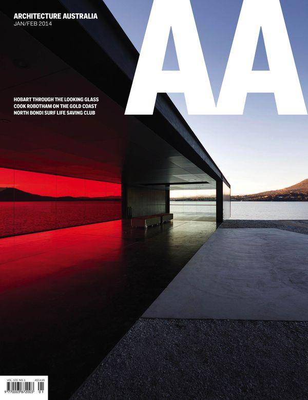 Architecture Australia, January 2014