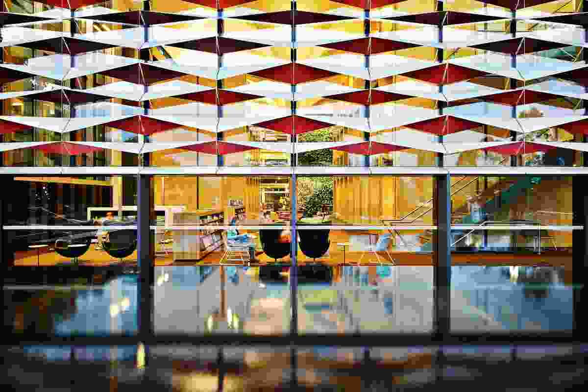 Bankstown Library and Knowledge Centre by Francis-Jones Morehen Thorp.