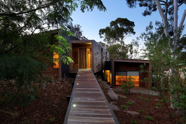 Into The Woods by Breathe Architecture.