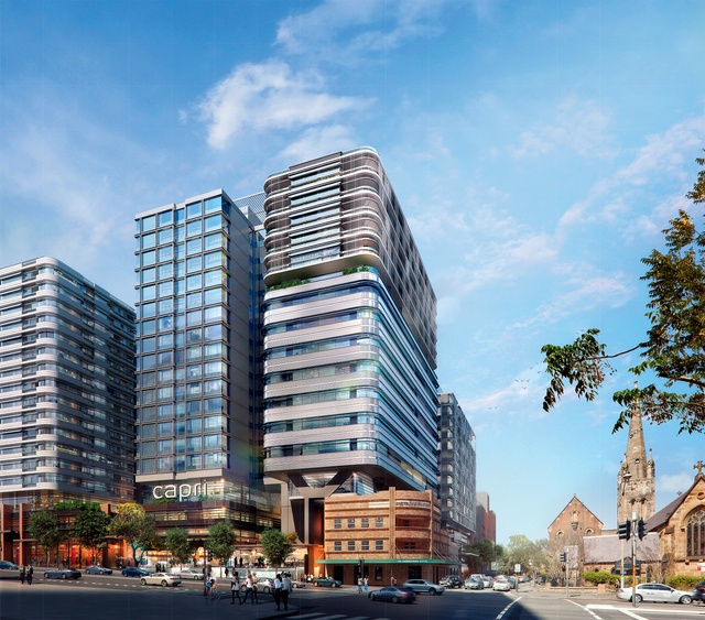 Foster And Partners Central Park Towers Approved