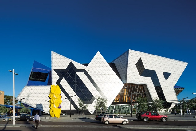 perth arena architectureau