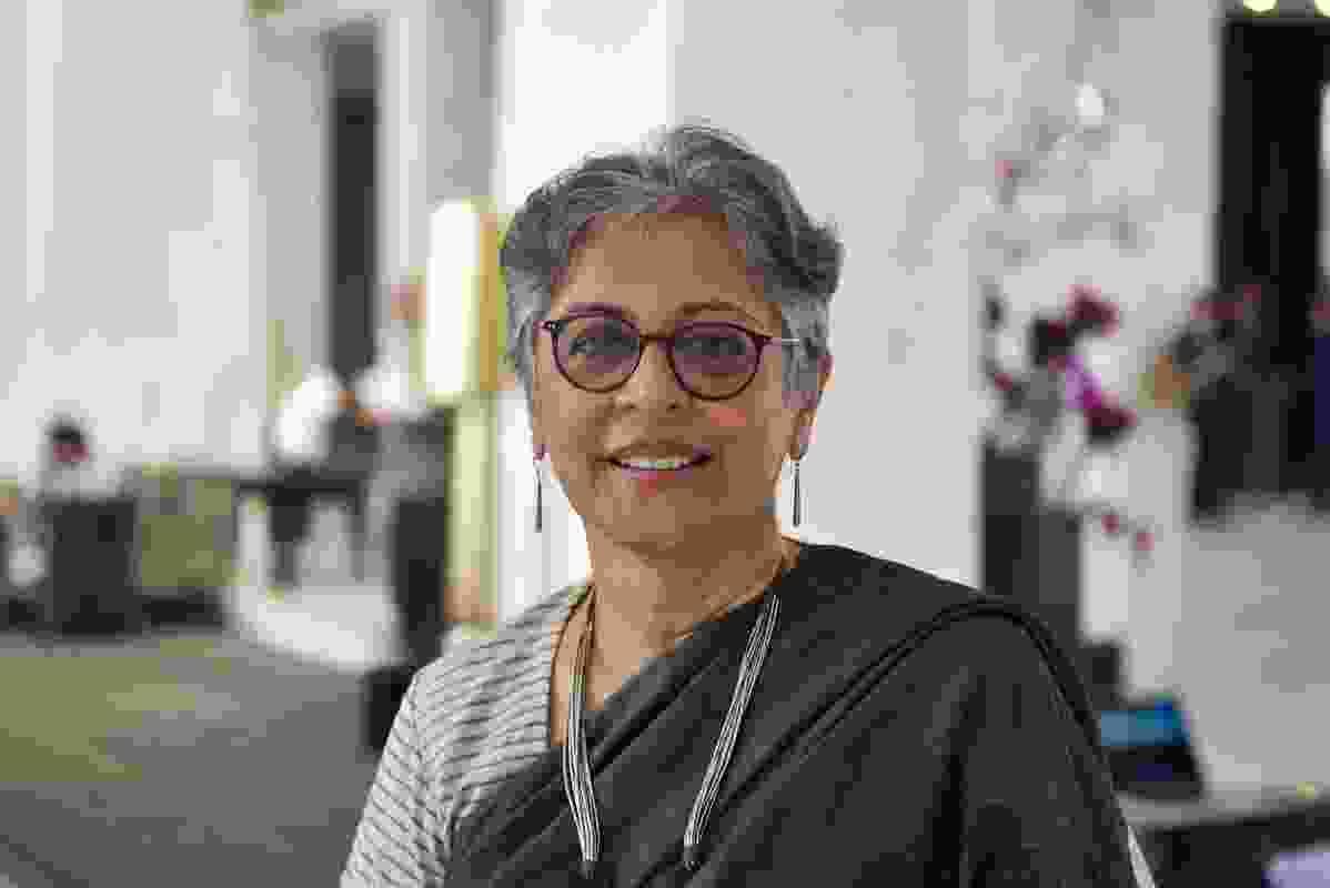 Architect Brinda Somaya, founder of Somaya and Kalappa Consultants in India.