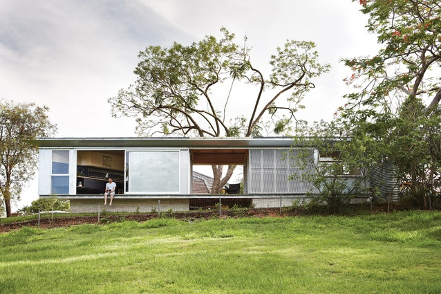 Keperra House by A–CH (Atelier Chen Hung).