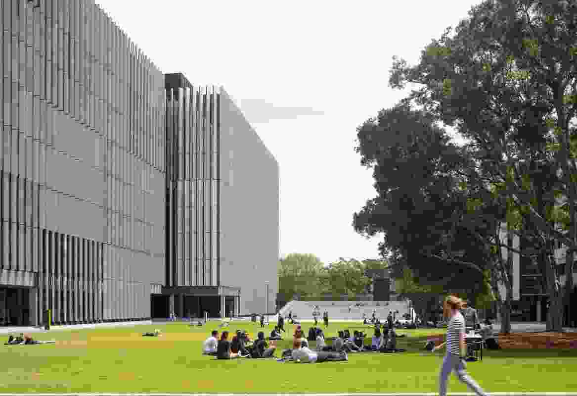 University of New South Wales Science and Engineering Precinct by Grimshaw.