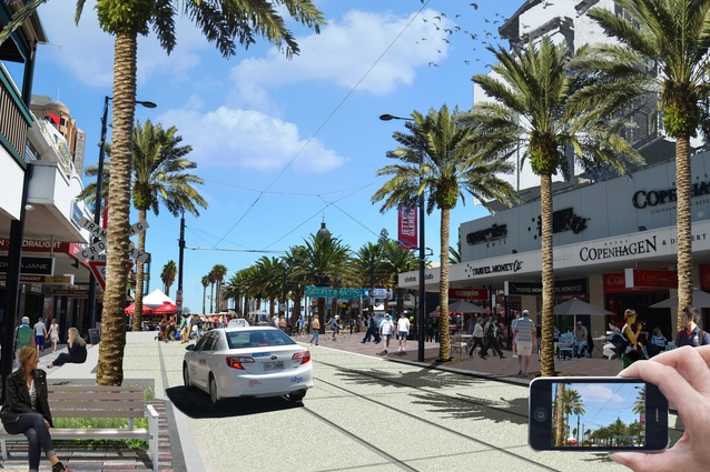 Jetty Road Glenelg Masterplan – Oxigen with Aecom, Cirqa and Rider Levett Bucknall for the City of Holdfast Bay.