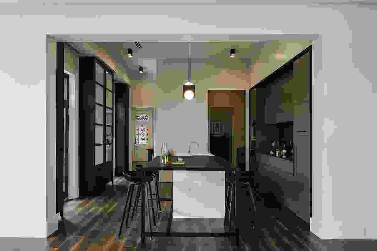 Malvern Residence by Williams Burton Leopardi.
