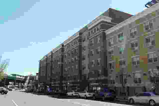 Intervale Green in the Bronx by The Women's Housing and Economic Development Corporation (WHEDCo)