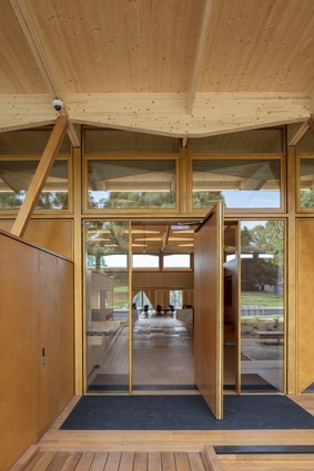 The Macquarie University Incubator by Architectus.