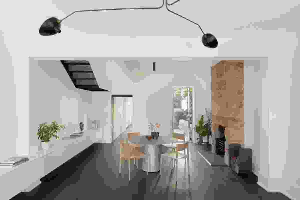 Darlinghurst House by Brad Swartz Architects.