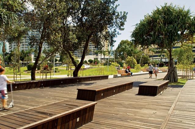 2012 aila national landscape architecture award design for Aspect landscape architects