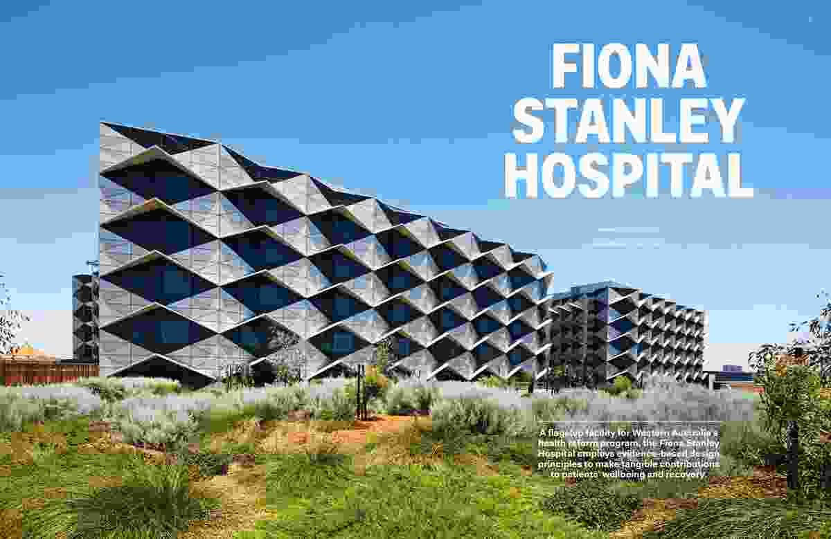 Fiona Stanley Hospital by the Fiona Stanley Hospital Design Collaboration.