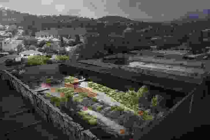 Cascades Female Factory History and Interpretation Centre by Liminal Studio, Snøhetta and Rush Wright Associates.