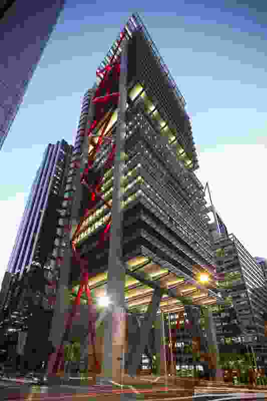 8 Chifley Square (NSW) by Lippmann Partnership/Rogers Stirk Harbour & Partners.