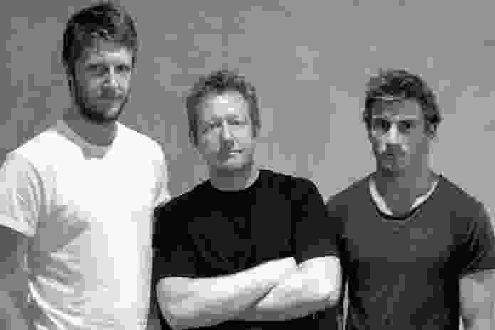 Felix directors (from left): Craig McCormack, Rene van Meeuwen and Matt Delroy-Carr.