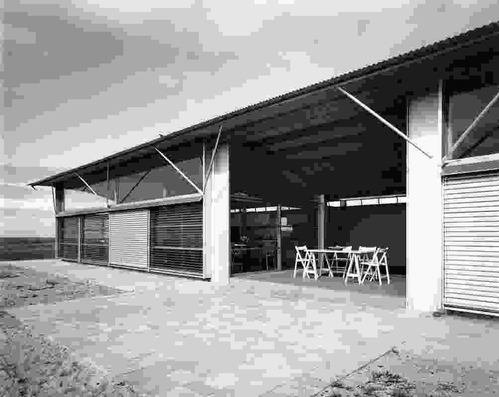 Magney House, Bingie Bingie, 1982–84 by Glenn Murcutt.