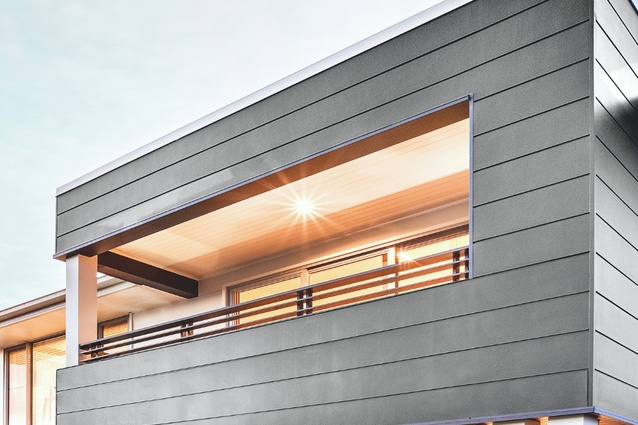 Zintl interlocking aluminium cladding is offered in a wide range of Interpon and Dulux powdercoated finishes as well as a selection of anodized and wood-grain architectural finishes.