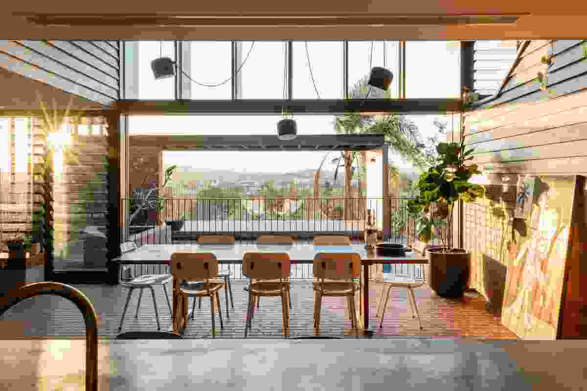 Award for Residential Architecture – Houses (Alterations and Additions): Wooloowin House by Nielsen Jenkins.