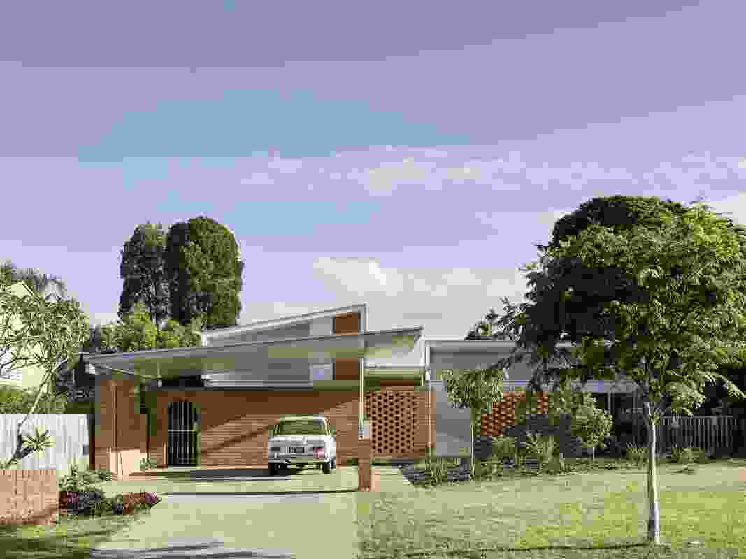 The Honeyworks House by Paul Butterworth Architect.