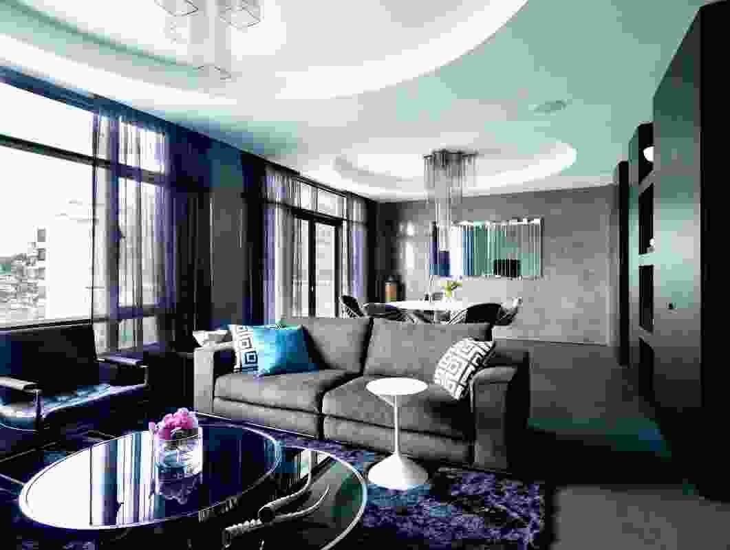Elizabeth Bay Apartment – Greg Natale Design.