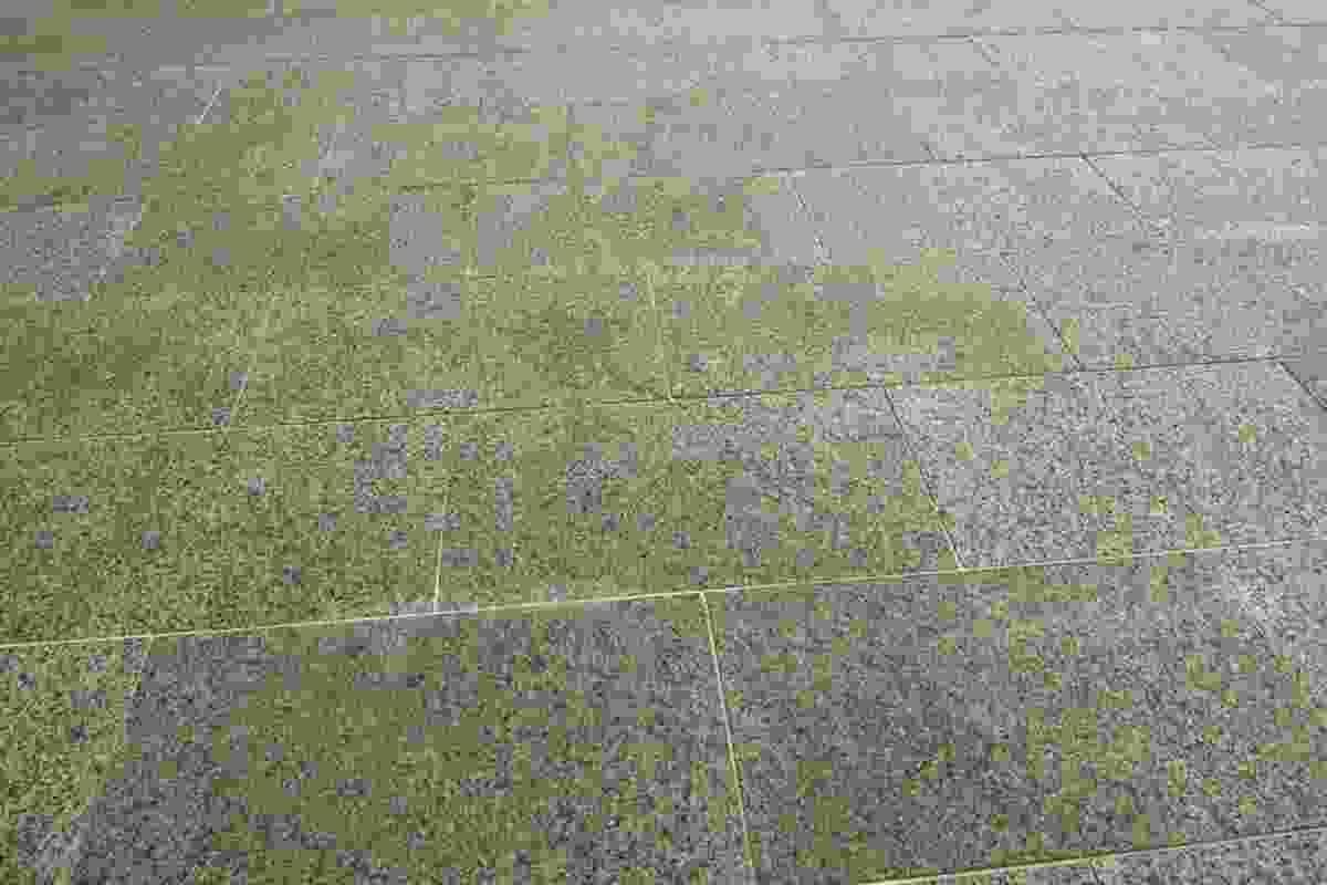 UrbanStone natural stone pavers.