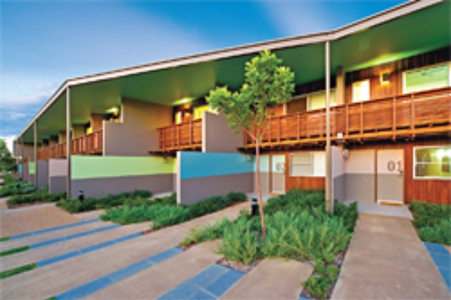 2010 Residential Architecture Award For Multiple Housing