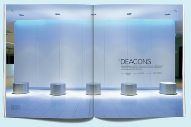 Deacons (now Norton Rose) by Carr Design Group, Brisbane (from Artichoke 3).