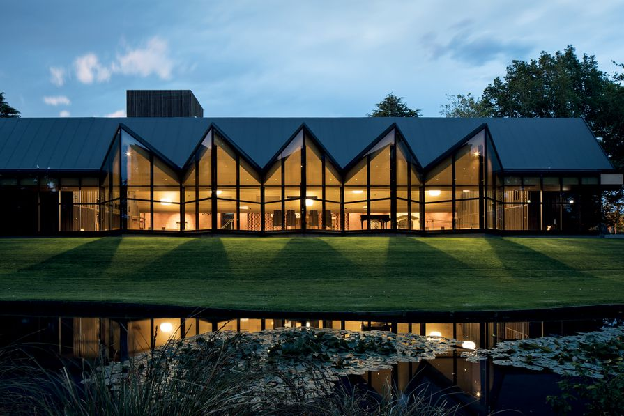 Awesome Winners Revealed 2018 New Zealand Architecture Awards Home Interior And Landscaping Eliaenasavecom
